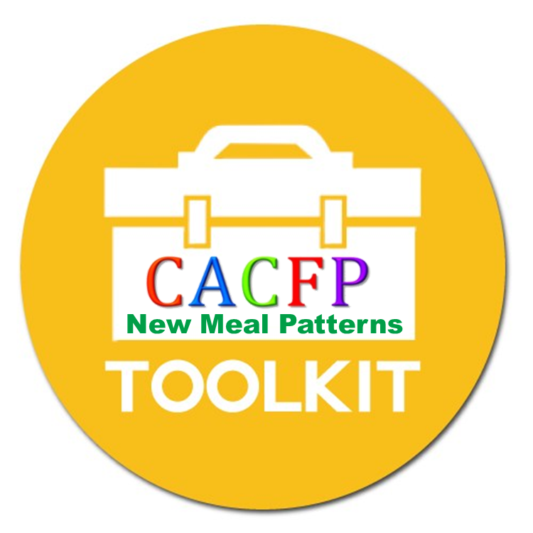 CACFP Simple Cacfp New Meal Pattern